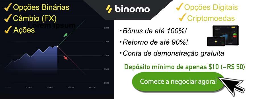 Opções Binárias Binomo