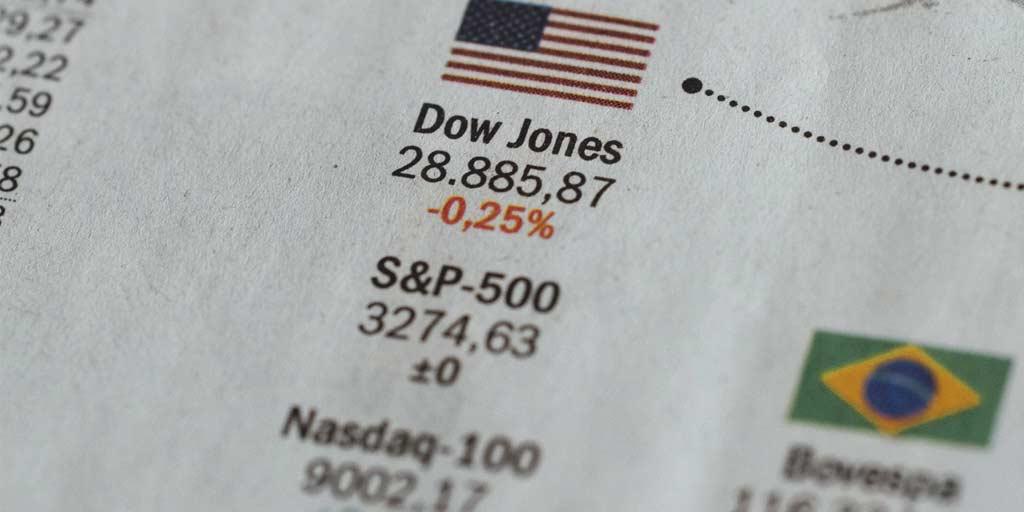 Exemplo do Impacto das Notícias Financeiras