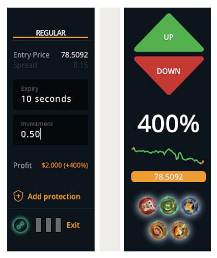 Spectre.ai Opções Binárias - 400% de Lucro