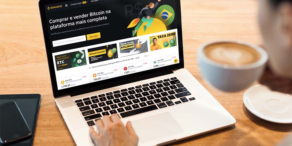 Bolsa Binance | Avaliação detalhada – prós & contras